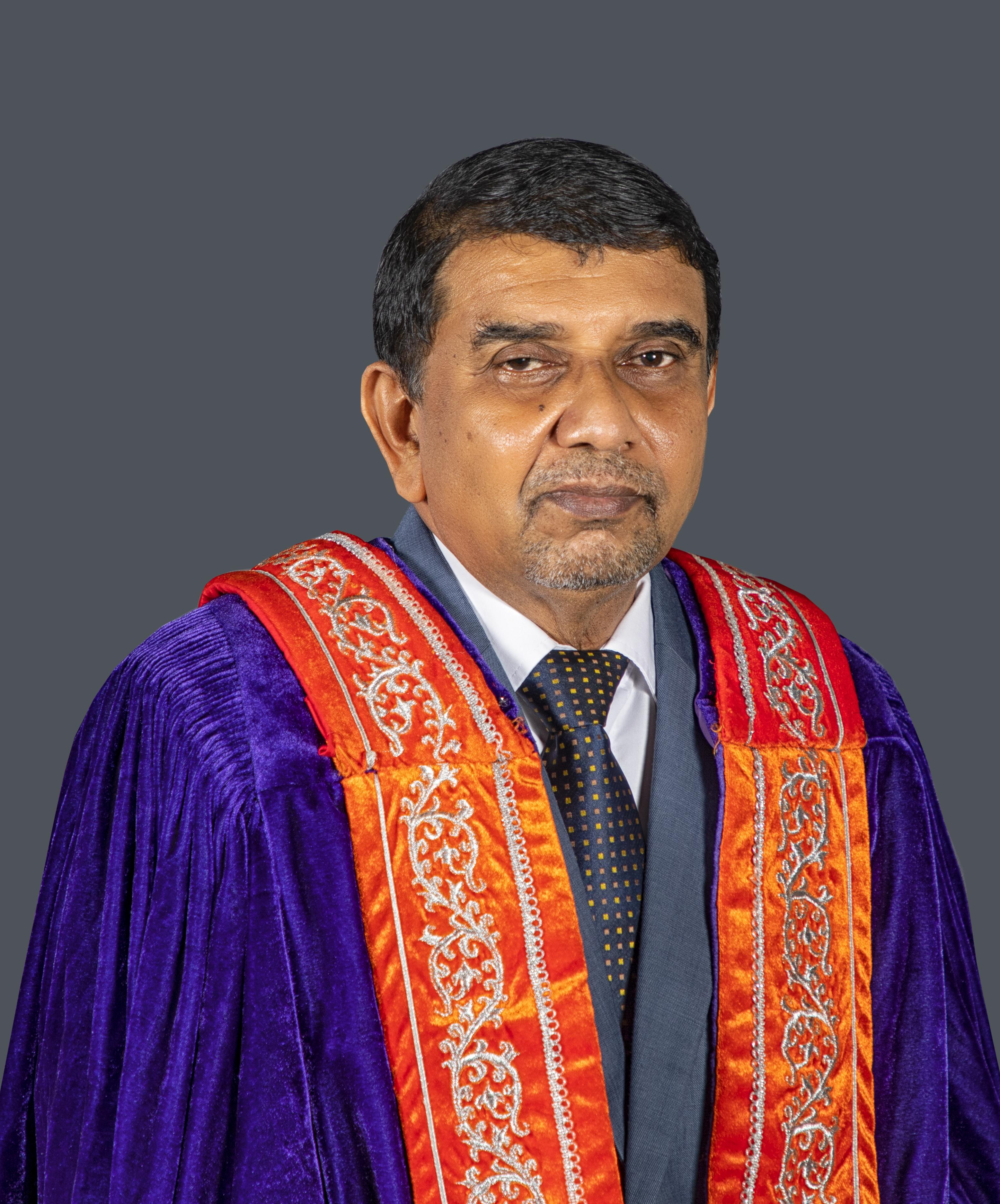 Dr DP Chandrasekera