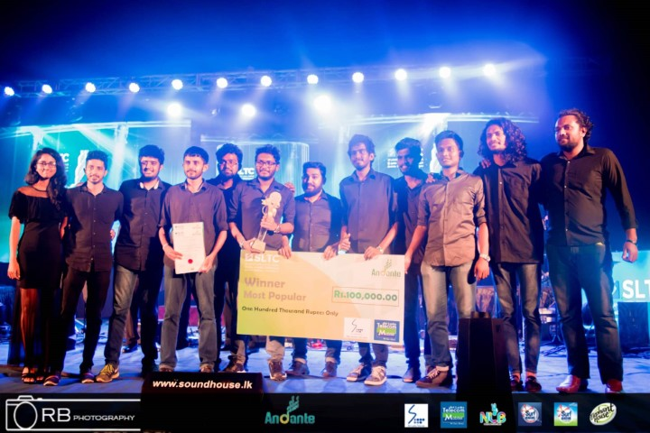 UoM wins Two Awards at Andante 2019 Inter University Music Competition
