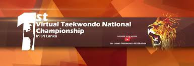 University of Moratuwa Performance 1st Virtual Taekwondo National Championship Organized by Sri Lanka Taekwondo Federation.  08th to 10th August 2020