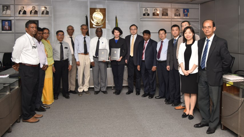 Visit of Delegation from the East China University of Science and Technology (ECUST)