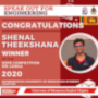 IMechE SOfE – 2020 country winner again from Moratuwa for the 3rd consecutive time