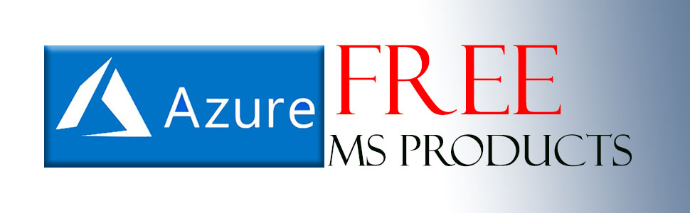 Azure_Free_MS_Products