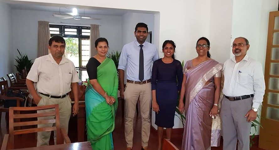"A guest lecture on ""Student counselling and mental health in Sri Lankan Universities: Trends, challenges and best practices"""