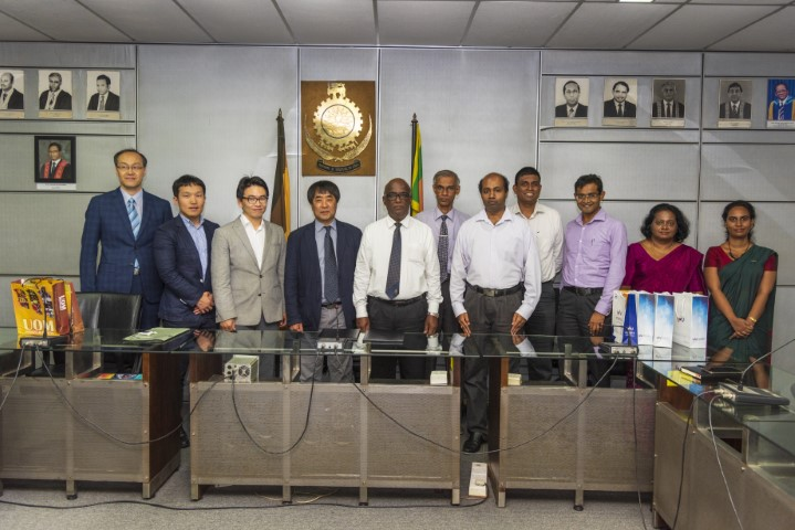 Visit of Delegation from Incheon National University, Korea
