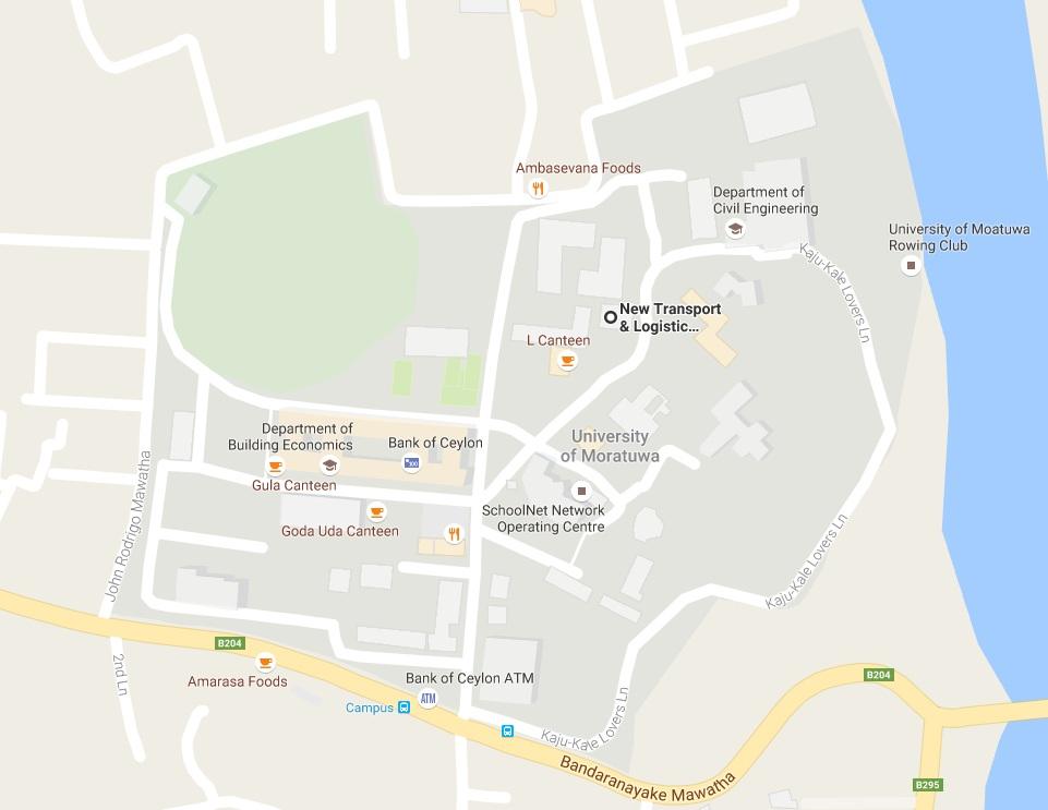 Visiting Us University of Moratuwa