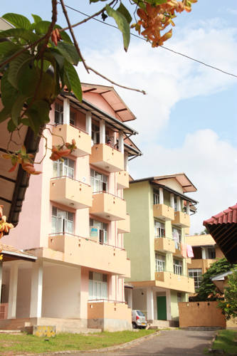 Student Accommodation - University of Moratuwa