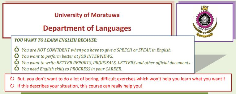 Language Skills for Employment