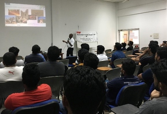 Image - Guest Lecture - Contact Force Management Challenges in Robotics 2019