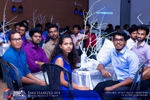 Image - Annual Students' Welcome Night - Mechanized 2019-3