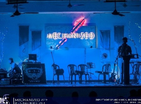Image - Annual Students' Welcome Night - Mechanized 2019-1