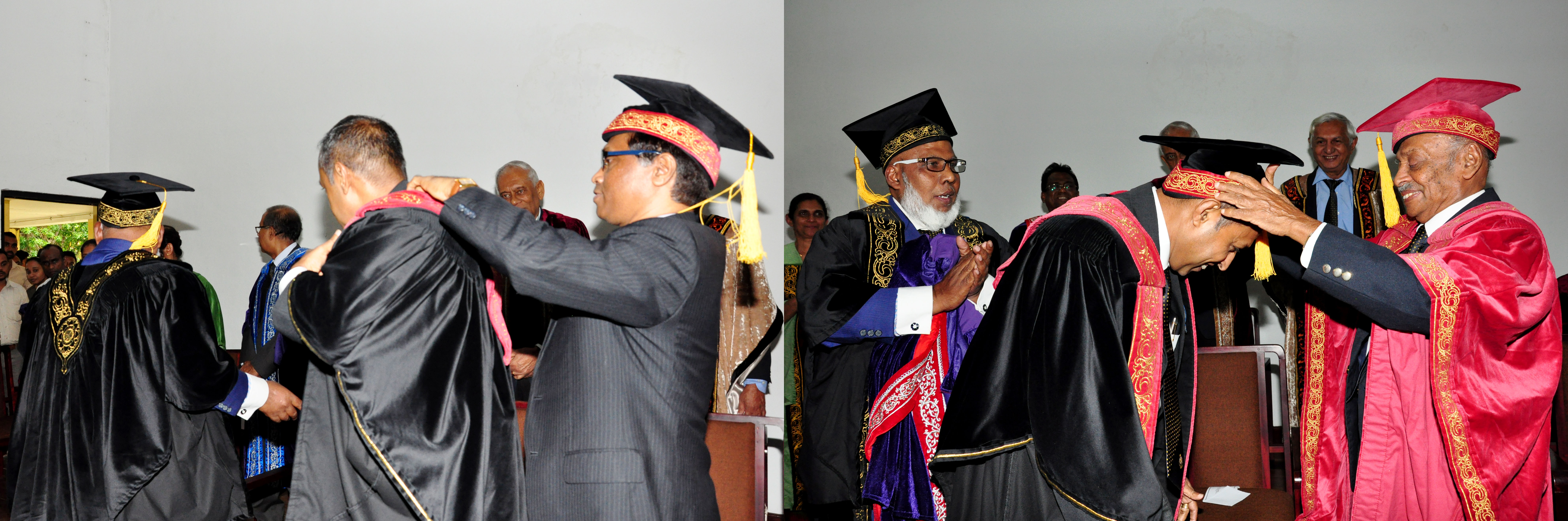 Induction Ceremony of the newly Appointed Vice Chancellor