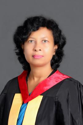 Dr. (Mrs.) C. P. Vithanage