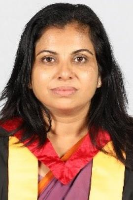 Prof.(Ms) J.C.P.H. Gamage