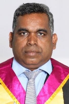 Mr  T D C  Pushpakumara | University of Moratuwa