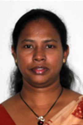 Mrs. M.S.P. Peiris