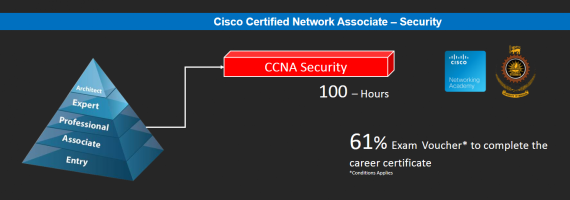Build and secure networks. Prepare for CCNA certification