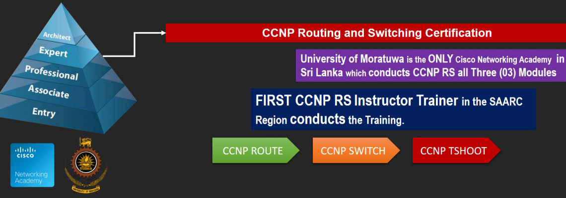 One and Only CCNP RS Course in Sri Lanka