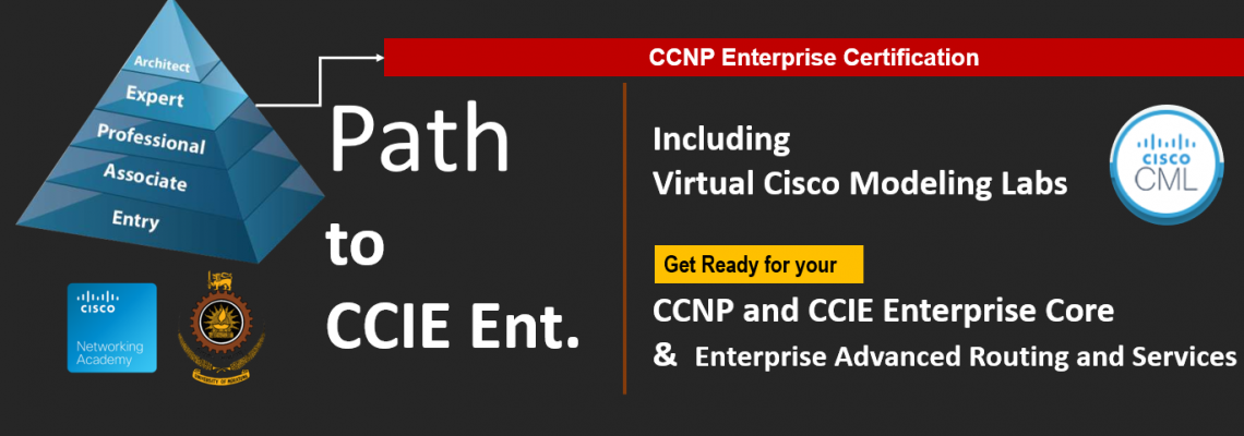 Study CCIE and CCNP in Sri Lanka
