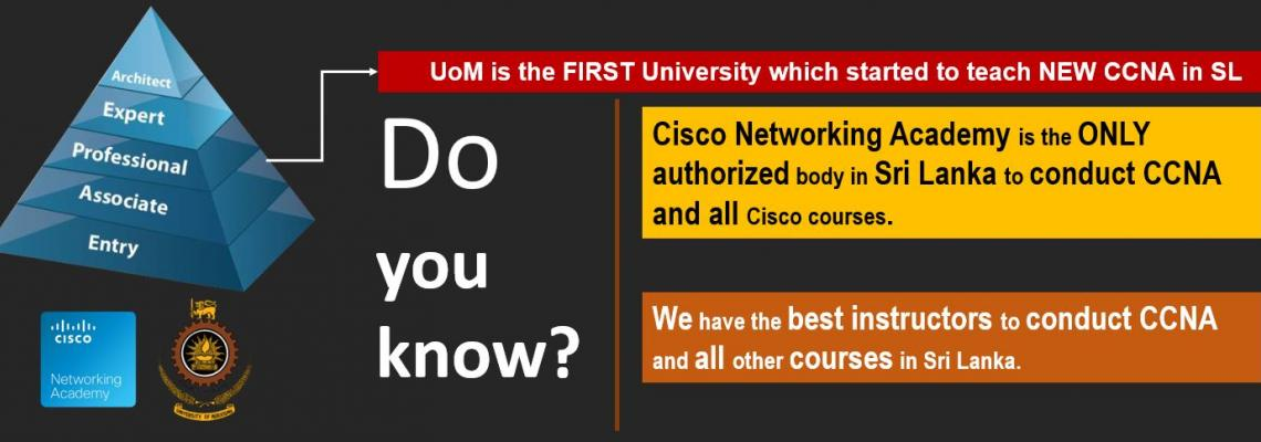 Best place to study CCNA in Sri Lanka