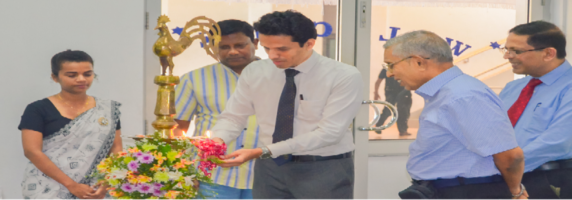 Inauguration of the 13th Batch of MEng/PG Diploma in Energy Technology
