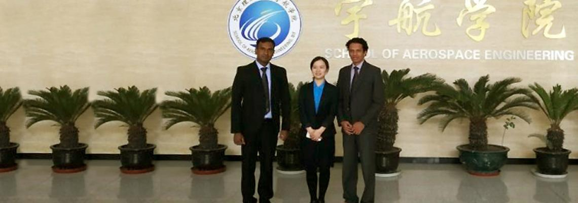 Visit of Beijing Institute of Technology