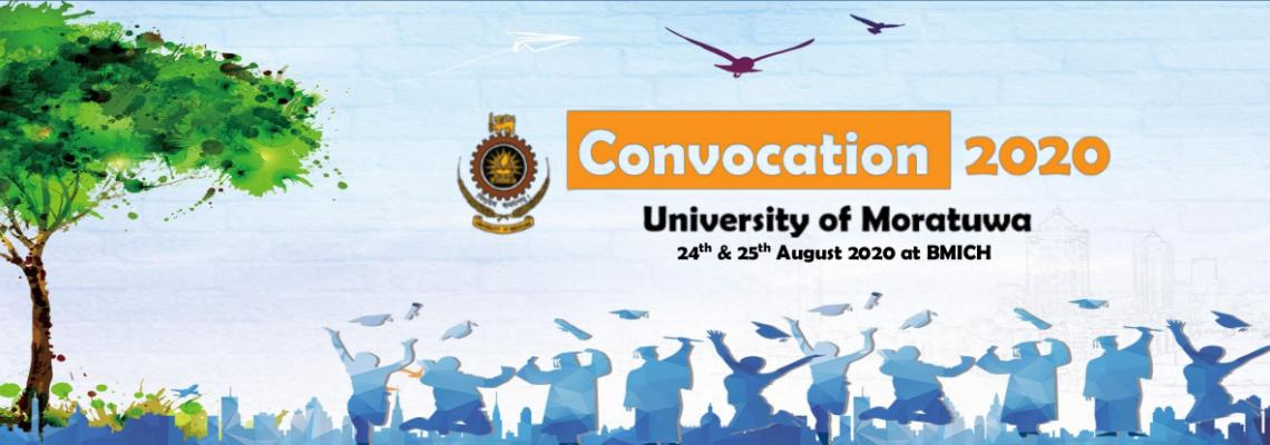 The General Convocation 2020