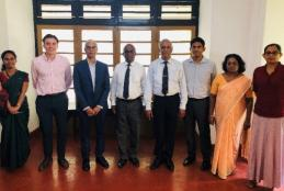Visit of delegation from the University of Auckland (UoA)