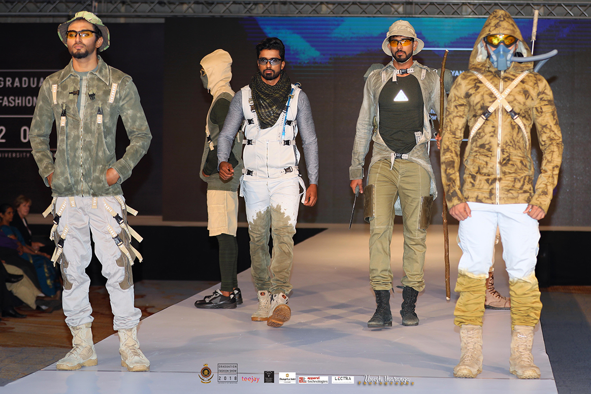 The 12th Graduation Fashion Show Of The Department Of Textile Clothing Technology University Of Moratuwa