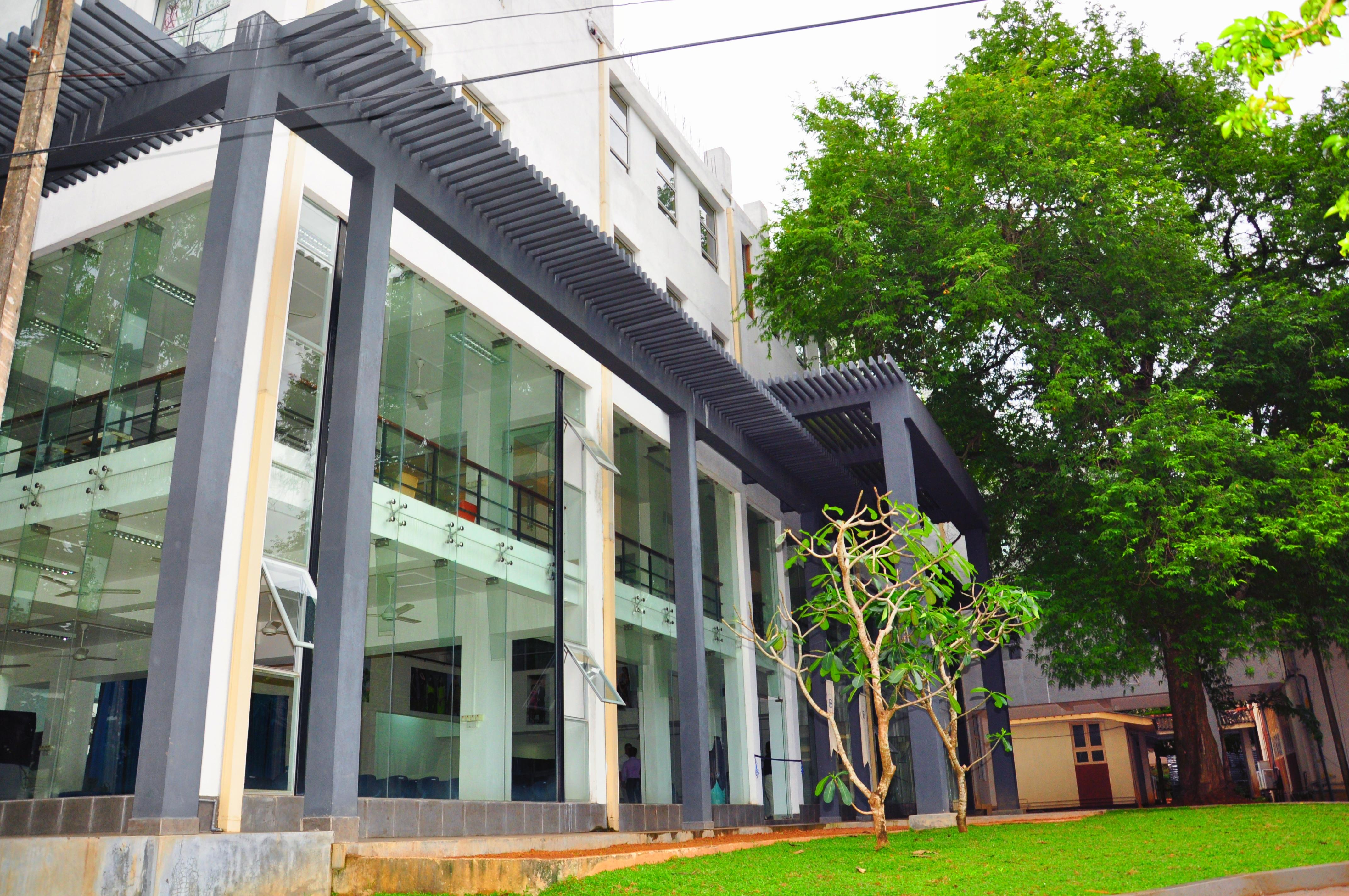 Design Building University Of Moratuwa
