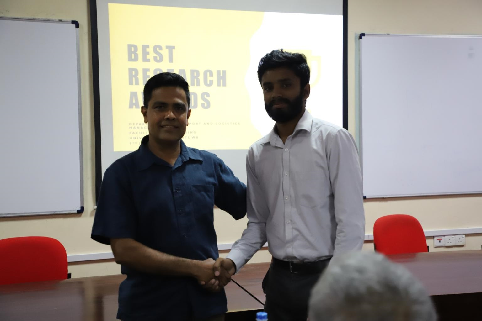 Best Research Presentations