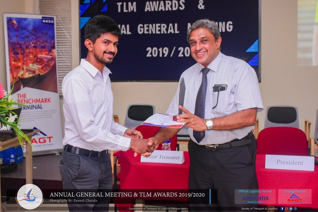 TLM Awards Ceremony & Annual General Meeting 2019/20